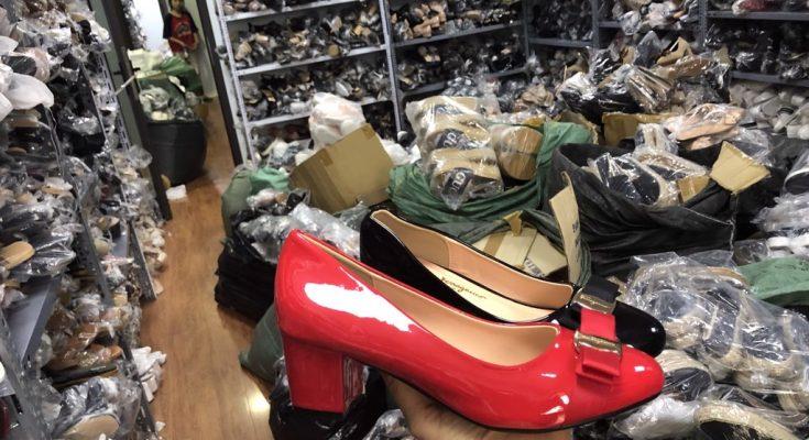 Cách để nhập giày dép Quảng Châu với giá rẻ