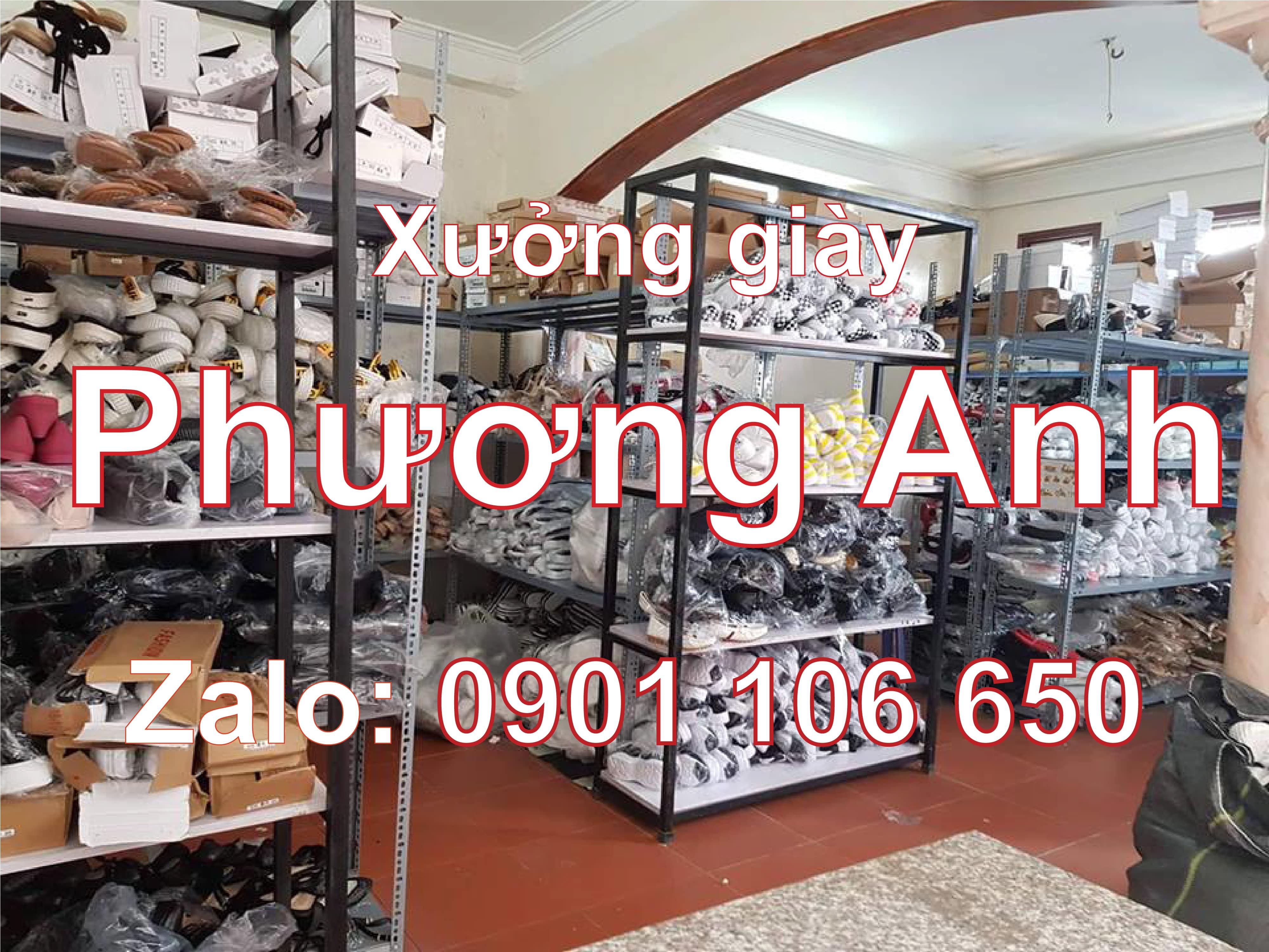 Mua giày Quảng Châu giá sỉ