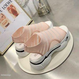 Sandal thun siêu ngầu êm chân