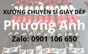 Tiết lộ địa điểm lấy sỉ giày dép giá xưởng - Xưởng chuyên sỉ giày dép Thiên Ân