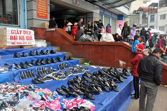 kinh doanh giày dép Quảng Châu