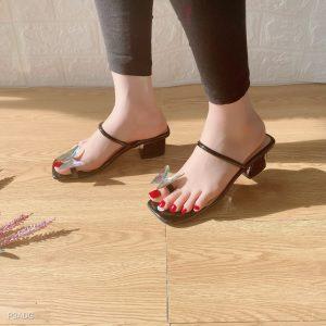 Sỉ giày cao gót xỏ ngón