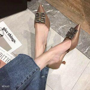 giày cao gót 7 phân quảng châu cao cấp