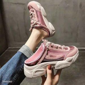 Giày sục 3 phân siêu dễ thương