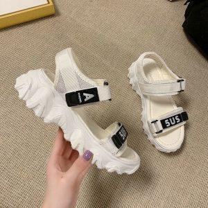 Sandal đế su 5US siêu đẹp