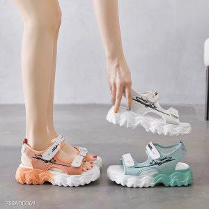 Sandal hoa cúc siêu xinh