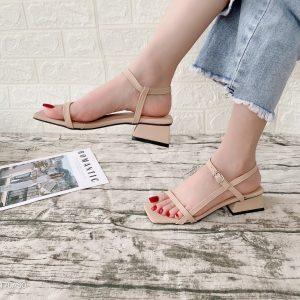 Sandal quai mảnh siêu xinh